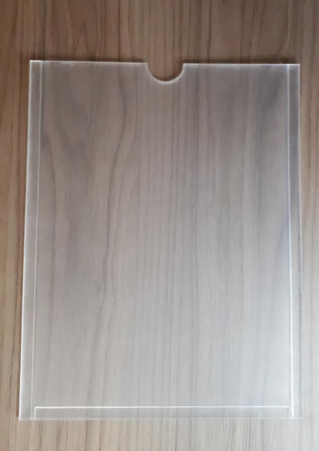 Porta Folhetos A4 Vertical