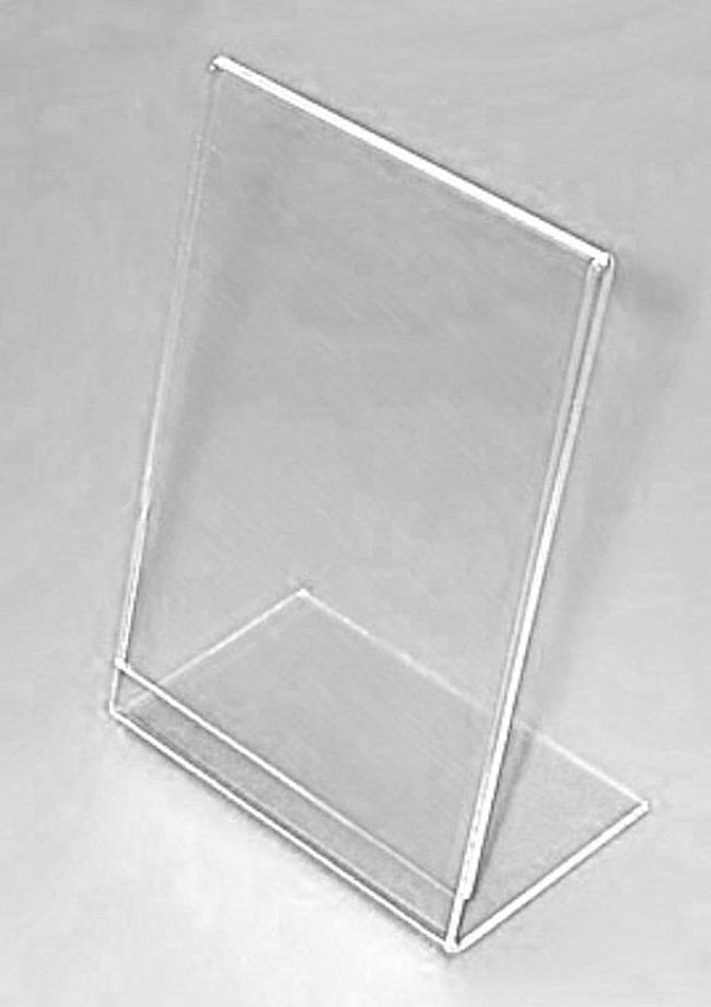 Porta Folhetos Display A4 Vertical Balcão
