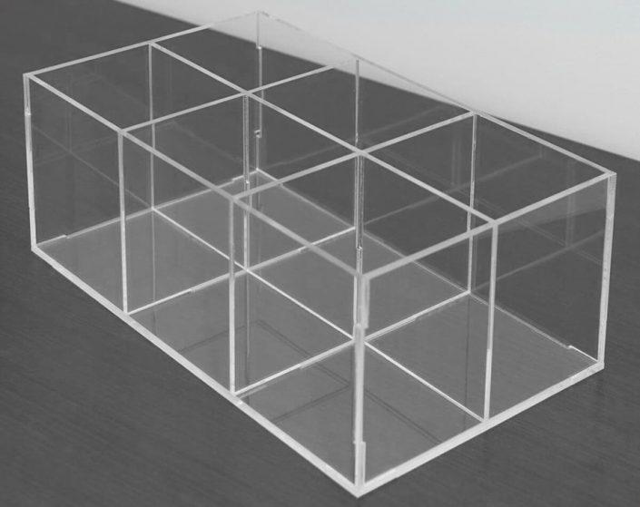 Caixa Divisora Multiuso em Acrílico