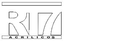 RT7 Acrílicos - Peças em Acrílico e MDF