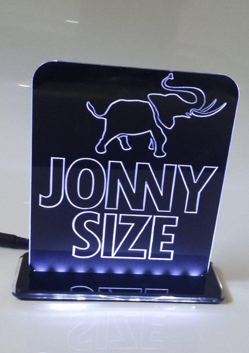 Jonny Size